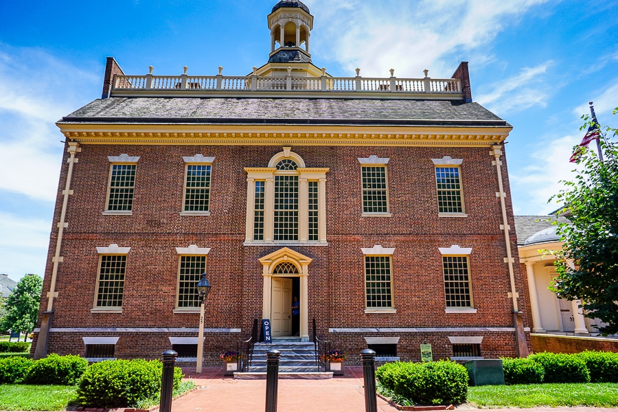 The Perfect Day Trip to Dover, Delaware