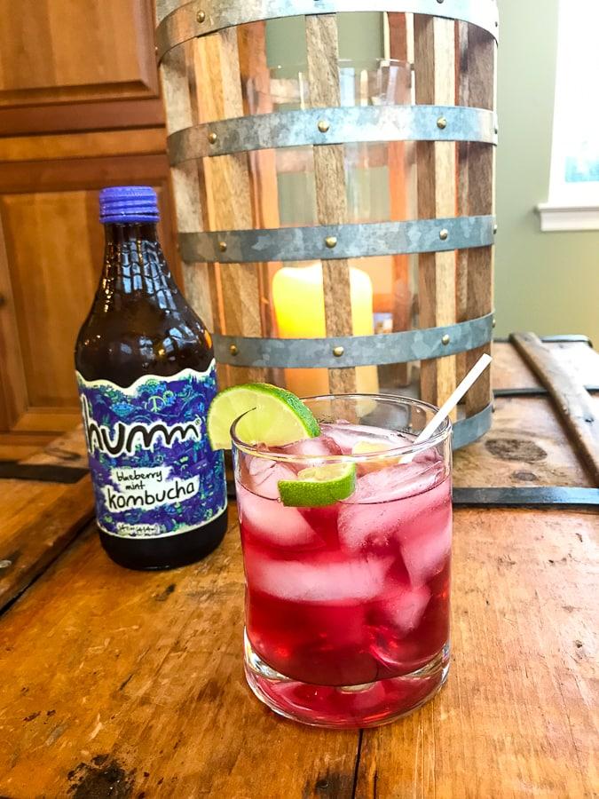 humm kombucha cocktail