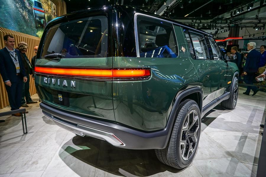 LA Auto Show-Rivian R1S