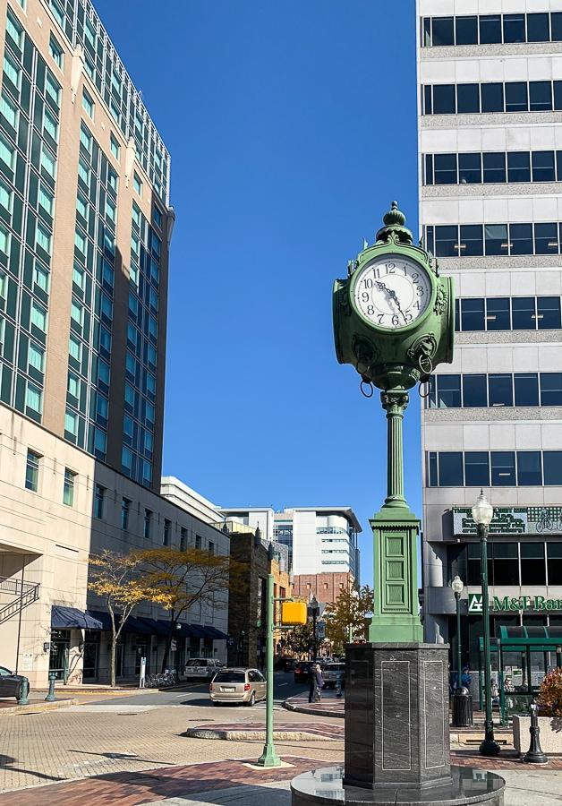 Downtown Harrisburg