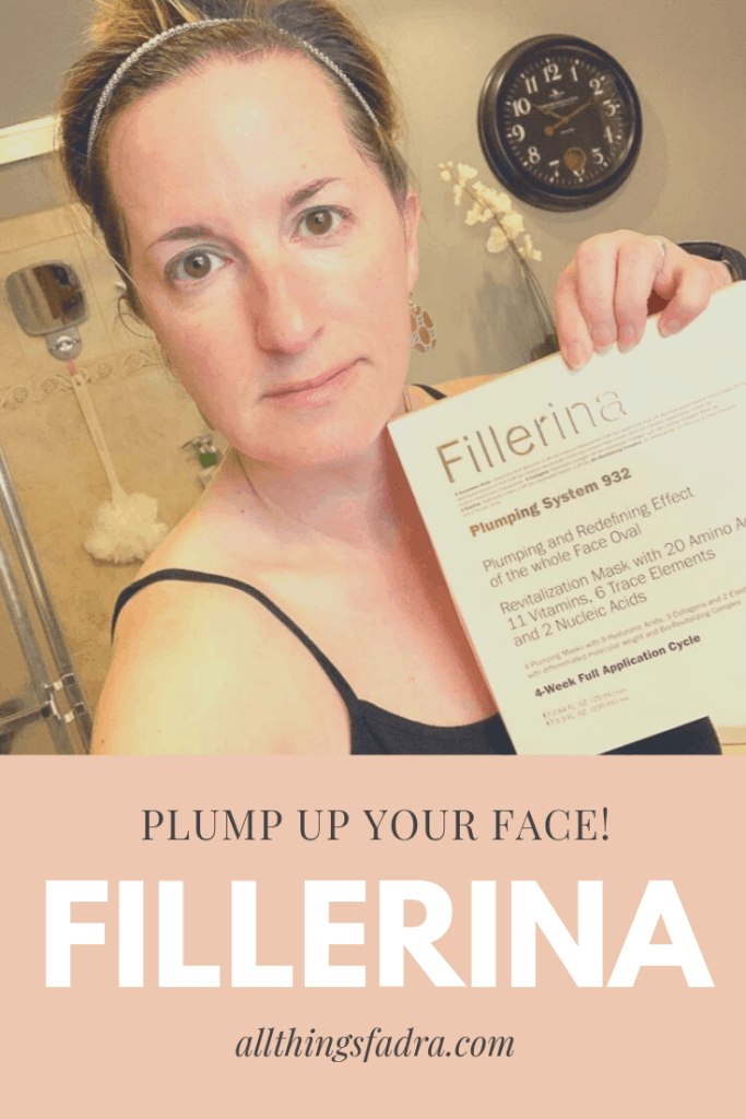 Fillerina Plumping System Review