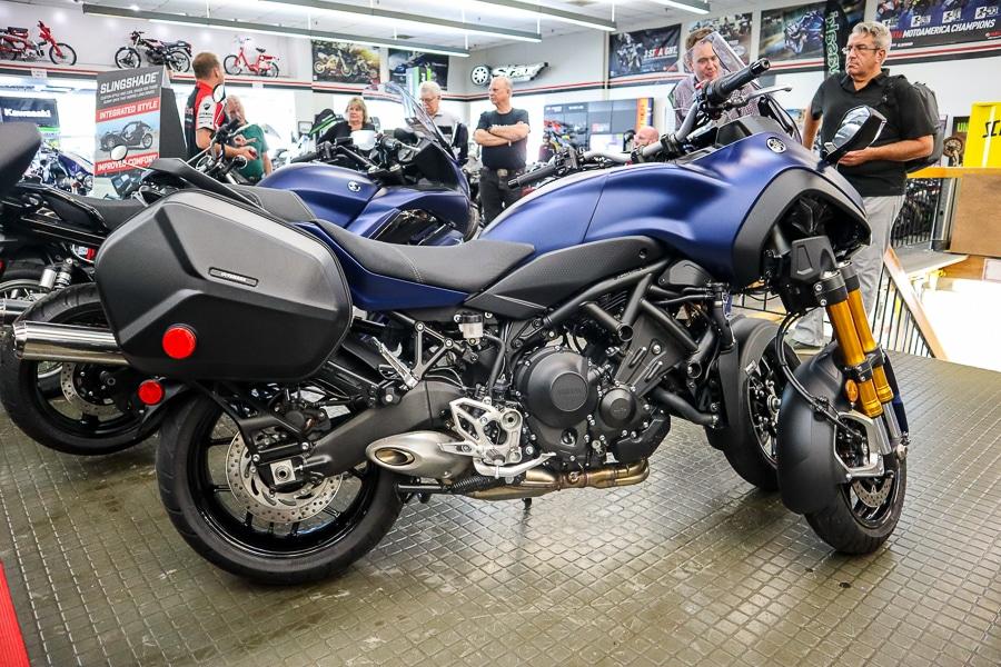 Yamaha Niven
