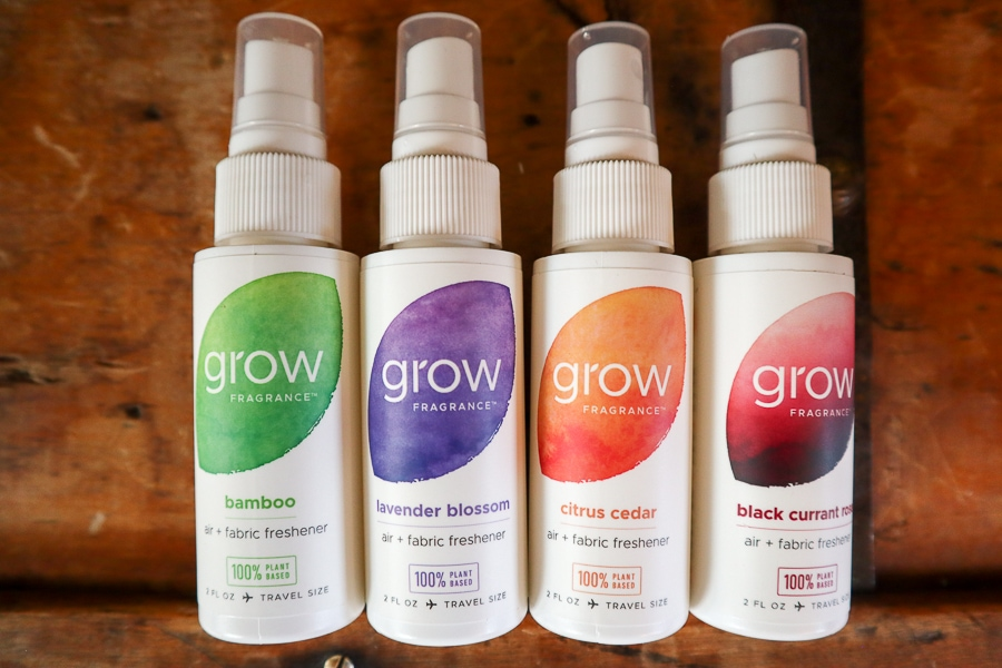 Grow Fragrances