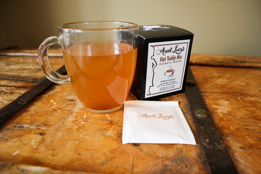Aunt Lucy's Hot Toddy Mix