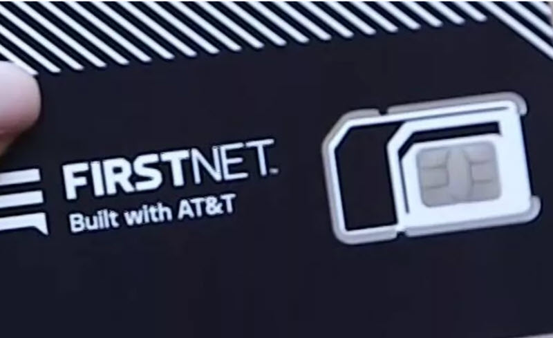 Turn off your phone and remove the sim card. With A Black Sim First Responders Calls Go Ahead Of Yours All Things Firstnet