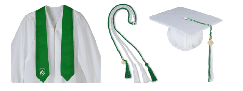 2dcb535cdd Are you graduating  Congratulations! Wear your Girl Scout ...