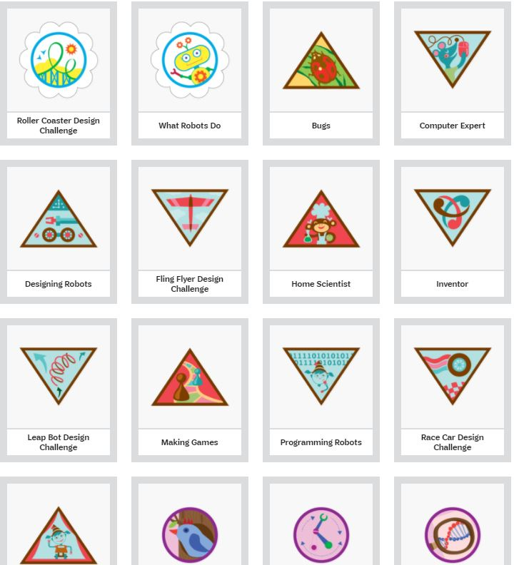 23 New Badges In Stem And Outdoors All Things Girl Scouts
