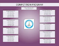 2011 World Weightlifting Championships Competition Schedule