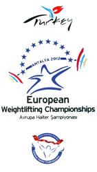 2012 European Weightlifting Championships Antalya