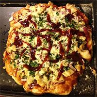 Bodybuilding Chicken Pizza Recipe