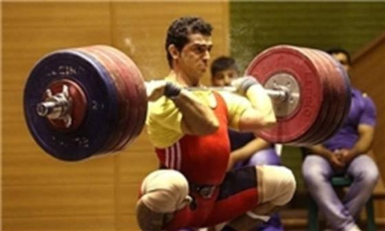 Sohrab Moradi 220 kg Clean Jerk World Record