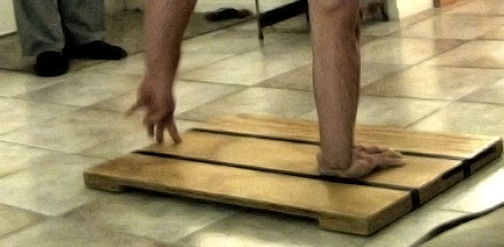 Handstand Board BeastSkills