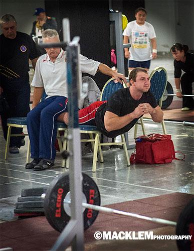 Aleksandr Ivanov  Russia 2011 Worlds