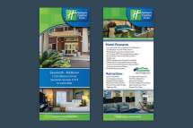 Hotel Print Collateral