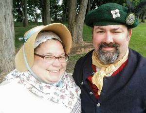 Old Fort Niagara: Soldiers of the Revolution