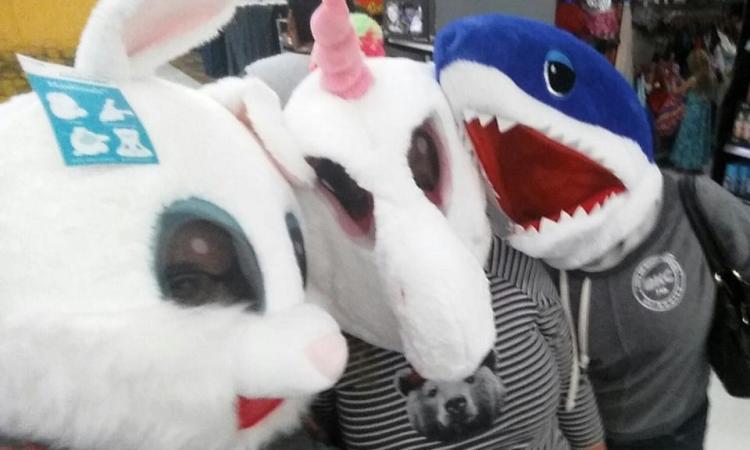 Mascot Heads
