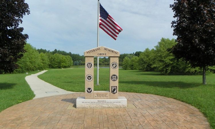Springville Area Veteran Memorials
