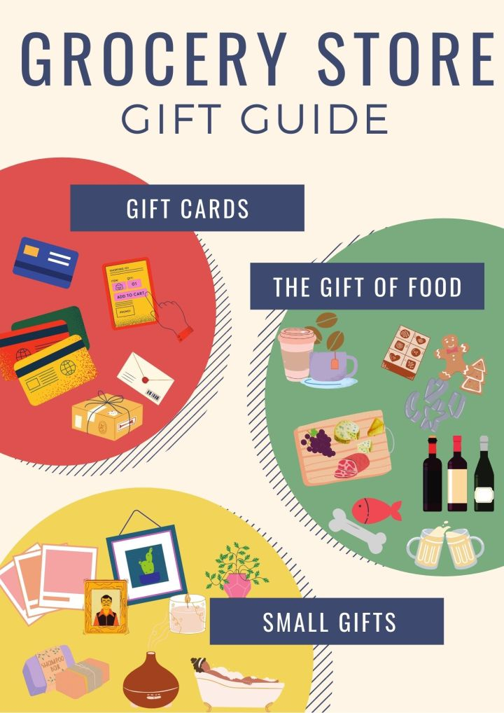 Grocery Store Gift Guide
