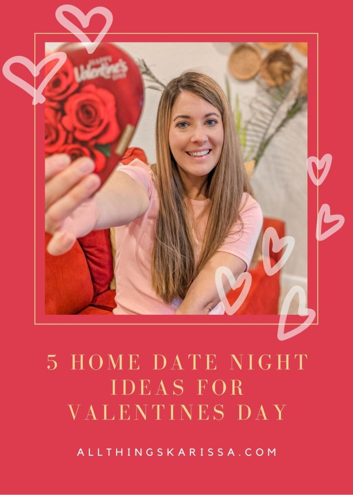 5 Home Date Night Ideas for Valentine's Day