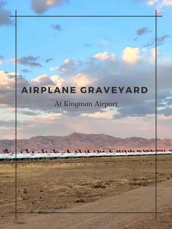 Kingman Airport Graveyard