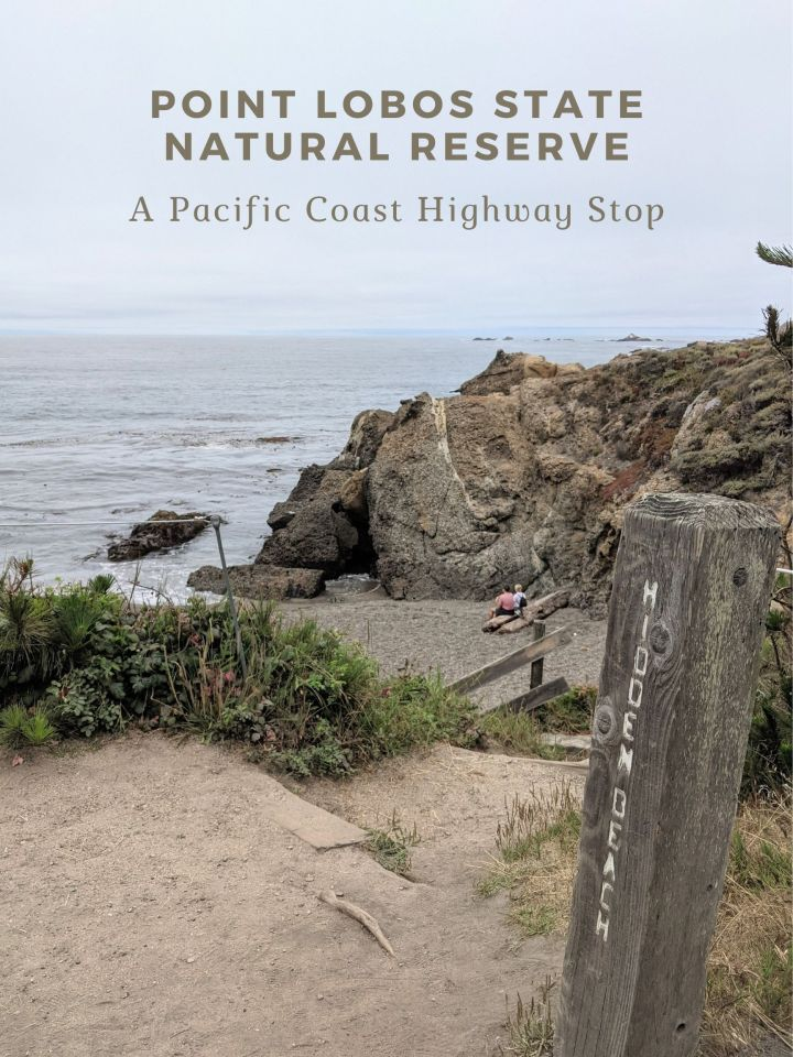 Point Lobos State Natural Reserve – A Pacific Coast Highway Stop