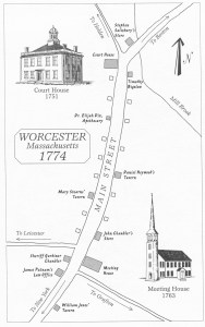 Worcester, 1774