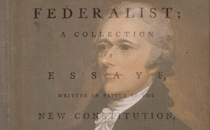 author of the federalist papers