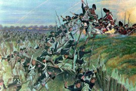 The American regulars who assaulted Redoubt 10 were under the direct command of Lieutenant Colonel Alexander Hamilton. Source: U.S. Army Center of Military History