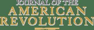Journal of the American Revolution - allthingsliberty.com