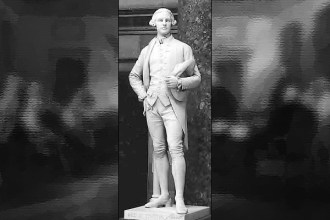 Richard Stockton, National Statuary Hall Collection statue. (Architect of the Capitol)