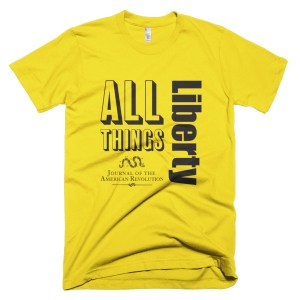 ALL THINGS LIBERTY men's t-shirt (multiple colors)