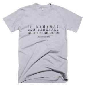 IN GENERAL men's t-shirt