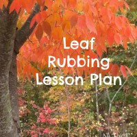 Leaf Rubbing Lesson Plan