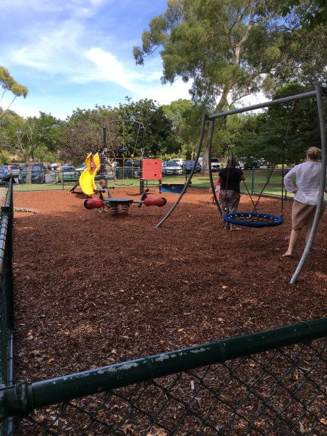 east lindfield park playground