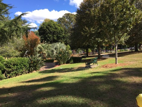 Wahroonga Park Playground