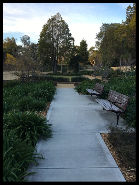 Greengate Park and Playground on Sydney's North Shore