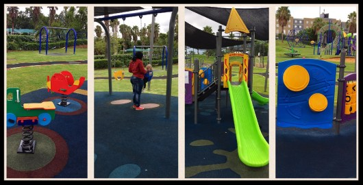 smile cafe playground