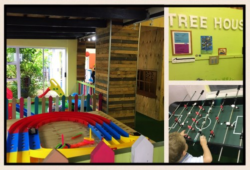 tree house play centre for kids