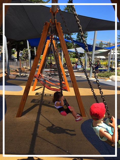 collaroy beach playground all access