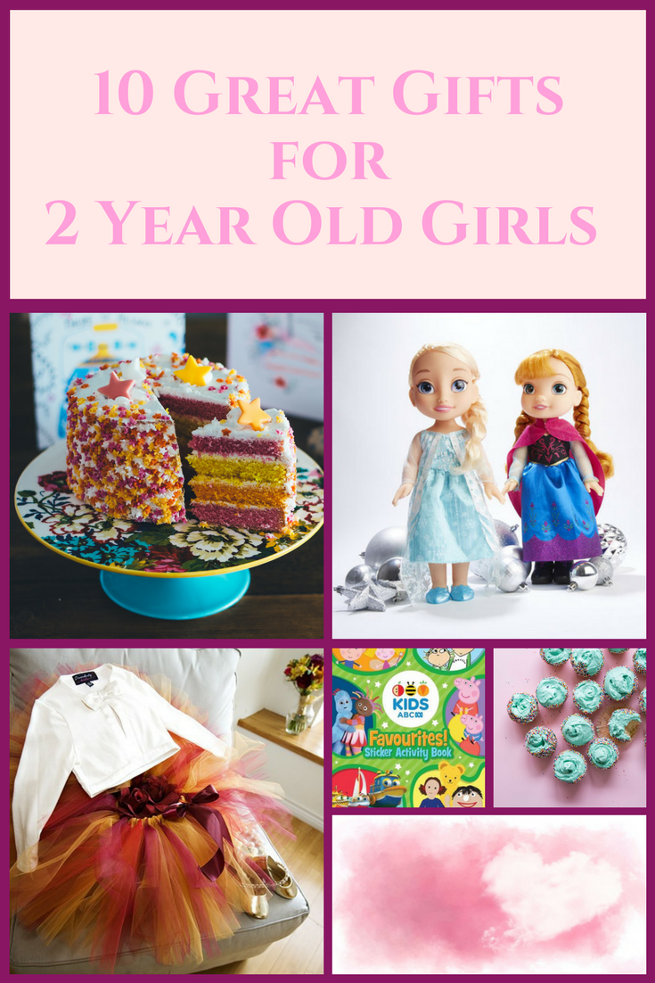 10 great presents for 2 year old girls