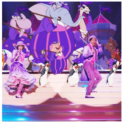 Mary Poppins Returns - a mom's review of the good, the bad, age suitability and a comparison to the Original. Yes, the animated penguins are back!!