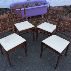A Chair Affair Black Metal Patio Chairs May Events At All Things New Again