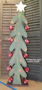 Christmas tree workshop