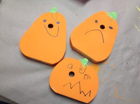 Asa pumpkin faces