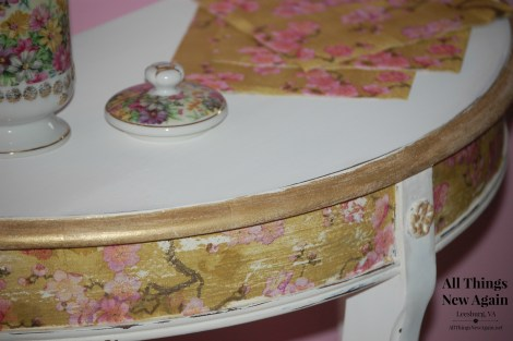 cherry blossom table_closeup