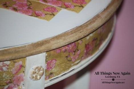 cherry blossom table_closeup3