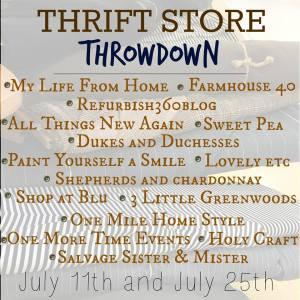 Thriftstore Throwdown