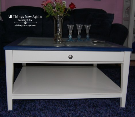 mini makeover_coffee table