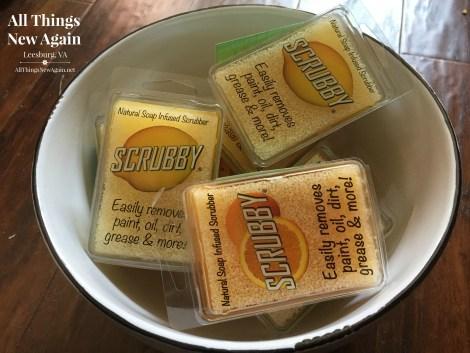 Scrubby Soaps