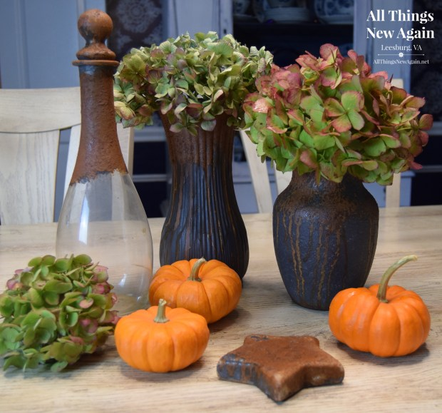 DIY Rusty Fall Decor with Dixie Belle Patina Paint | All Things New Again